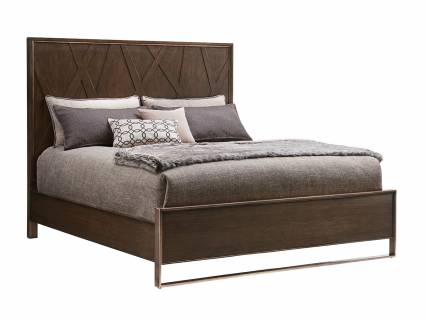 Radian Panel Bed