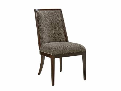 Ellipsis Upholstered Side Chair