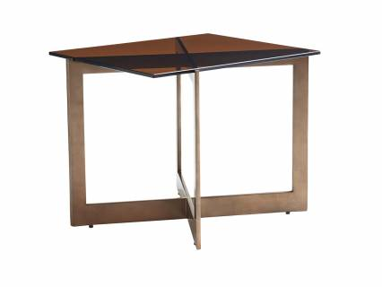 Aperture End Table