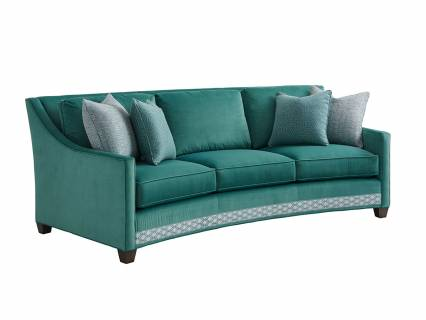 Valenza Curved Sofa