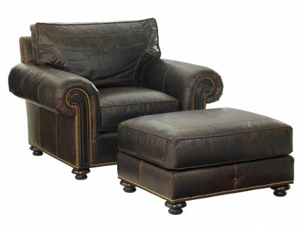Riversdale Leather Chair