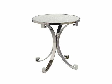 Grace Metal Lamp Table