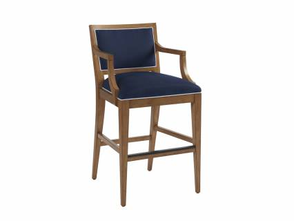 Eastbluff Upholstered Bar Stool