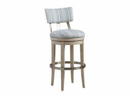 Cliffside Upholstered Bar Stool
