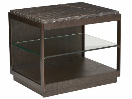 Summit Rectangular End Table