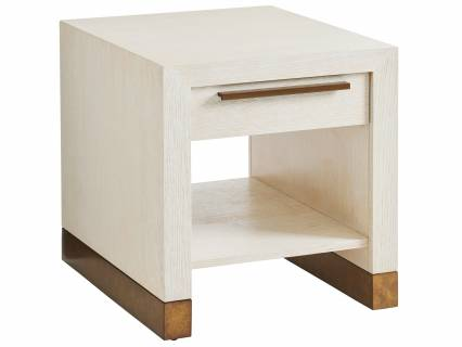 Huckleberry Drawer End Table