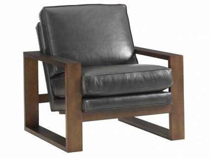 Axis Leather Chair
