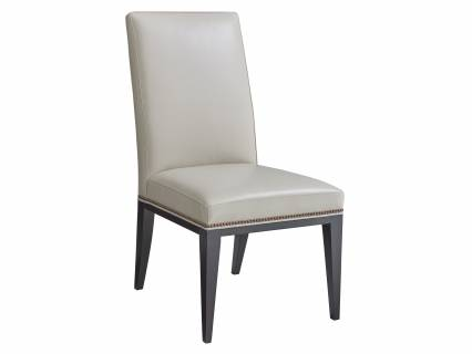 Lowell Leather Dining Chair
