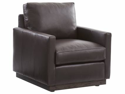 Meadow View Leather Chair