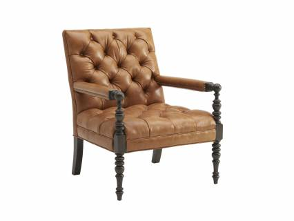 Belcourt Leather Chair