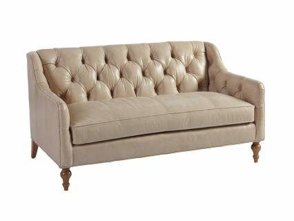 Hyland Park Leather Settee