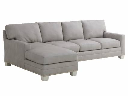 Braxton Leather Sectional