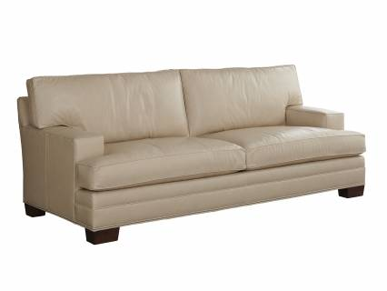 Tyson  Leather Sofa