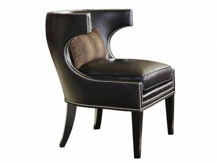 Greta Leather Chair