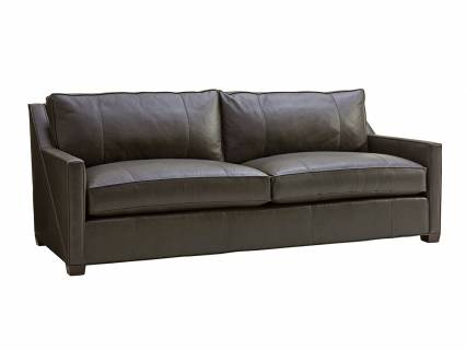Wright Leather Sofa