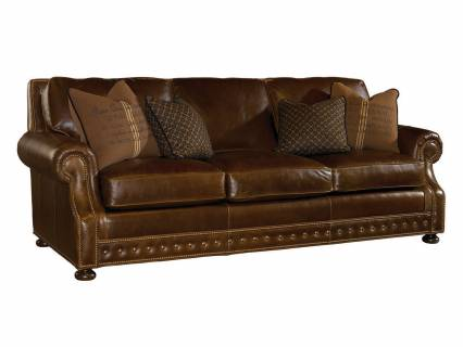 Devon Leather Sofa