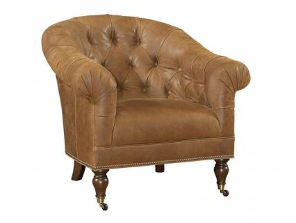 Mallory Leather Chair