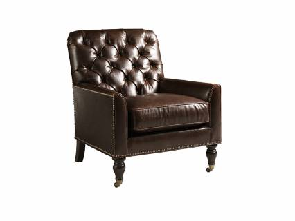 Sandhurst Leather Chair