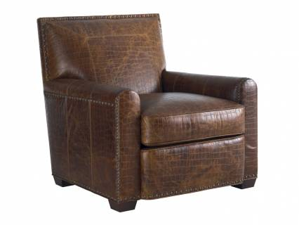 Stirling Park Leather Chair