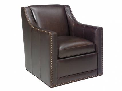 Barrier Leather Chair
