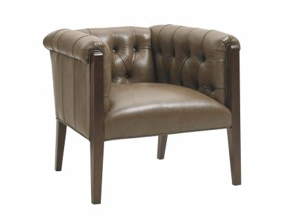 Brookville Leather Chair