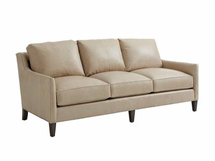 Turin Leather Sofa