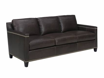 Strada Leather Sofa