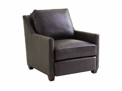 Venturi Leather Chair
