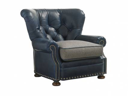 Elle Leather Chair