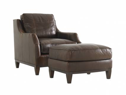 Conrad Leather Chair