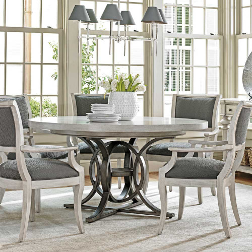 royal blue dining chairs farmhouse barclay butera upholstery upscale home furnishings indoor and outdoor furniture lexington